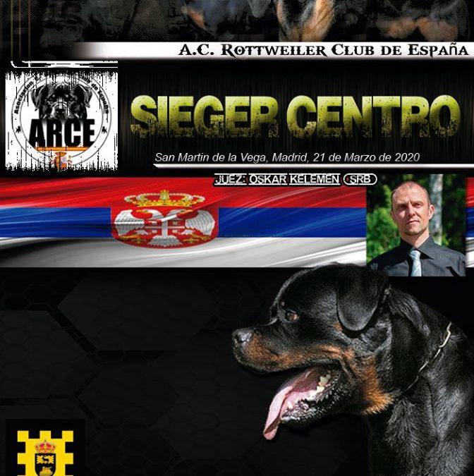 SIEGER CENTRO-2020